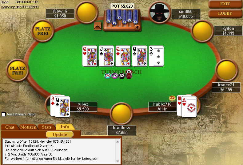 pokerstars in browser