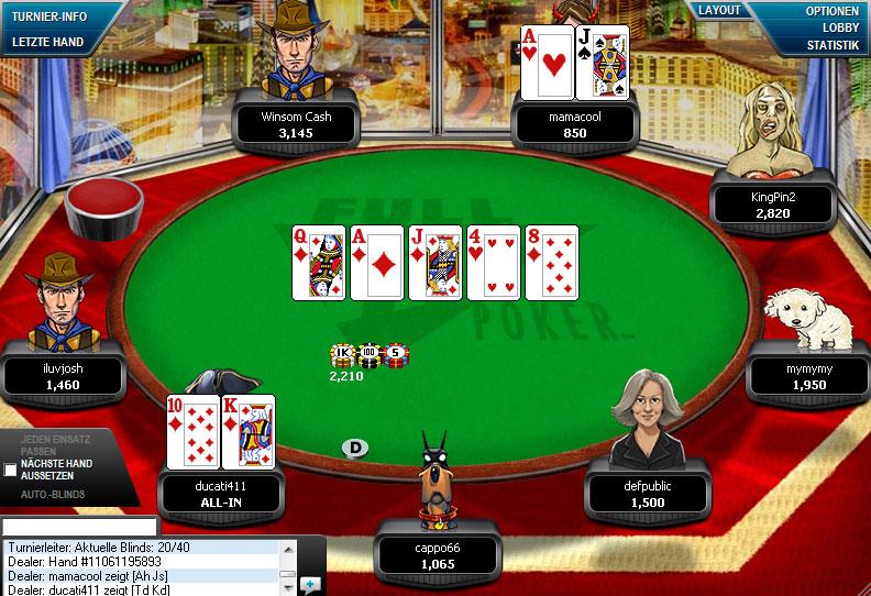 full tilt poker bonus ohne einzahlung