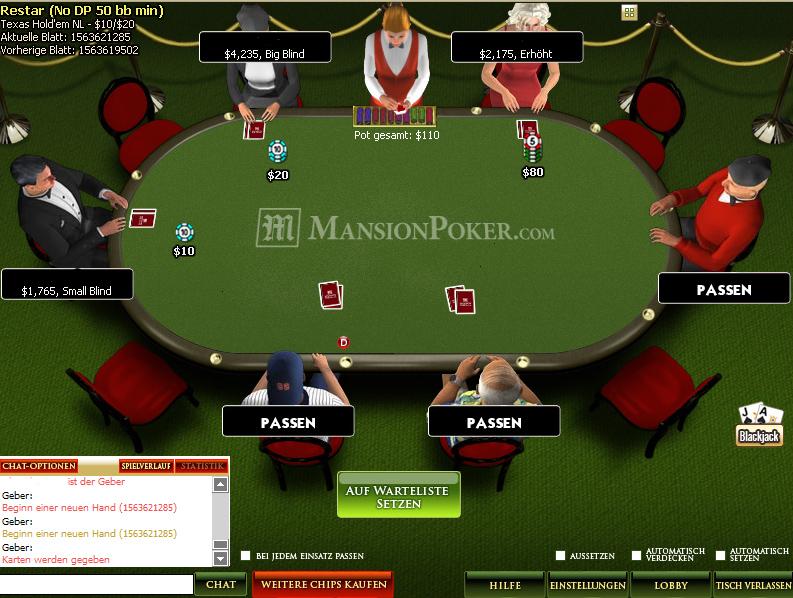 Mansion.Poker